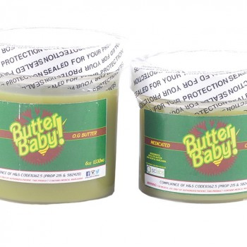Cannabutter - Spread - Butter Baby!