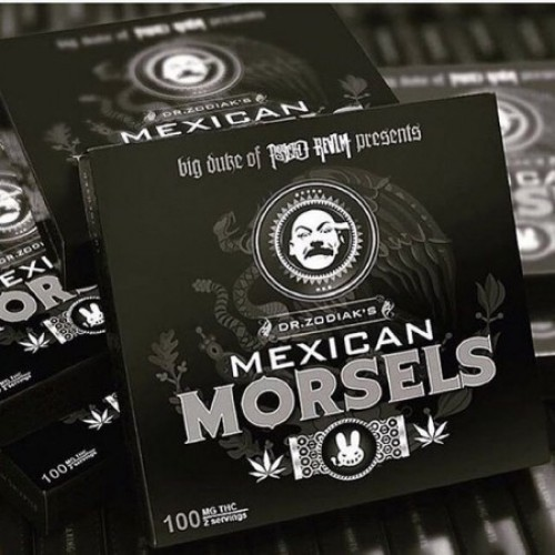 Mexican Morsels (100mg)