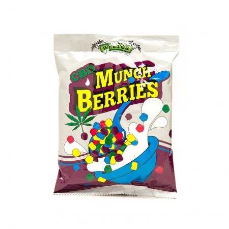 Munch Berries CBD, 100mg