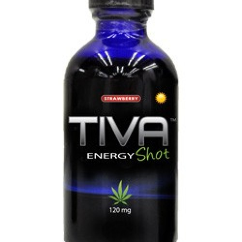 TIVA™ Energy Shot Logo