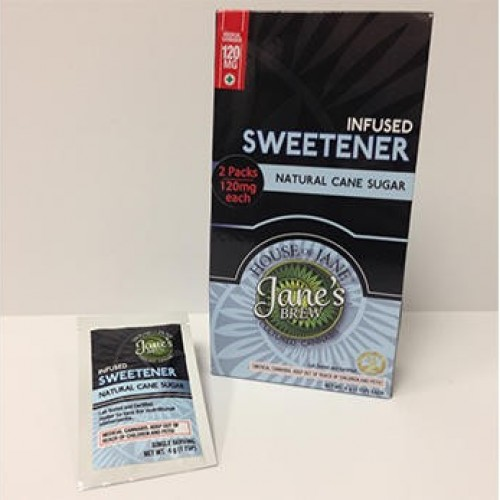 Infused Sugar - Indica (2x Single Serve/Dose)