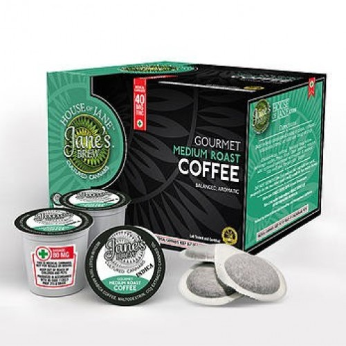 K-Cup - Medium Roast - High CBD