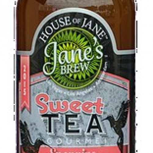 Bottled Gourmet Tea - Sweet Black Tea (Energize)