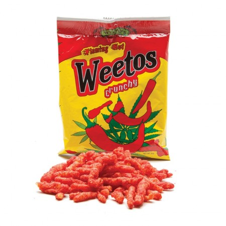 Weetos Flaming Hot, 150mg
