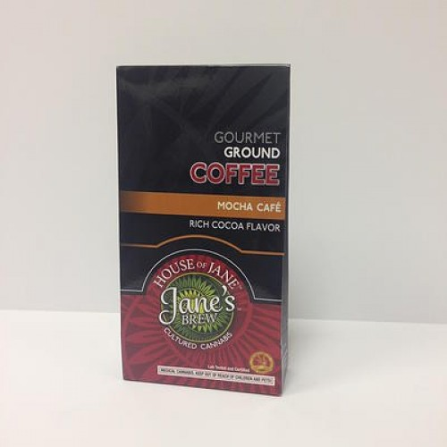 Ground - Gourmet Mocha Cafe' - Indica (2x Single Serve/Dose)