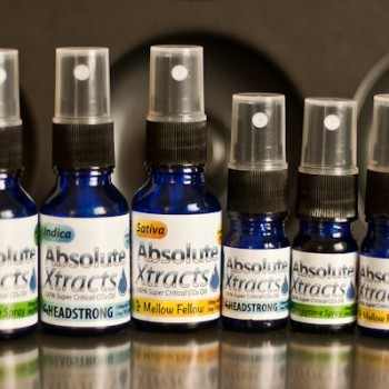 Indica Cannabis Spray - 5ml - Tincture - AbsoluteXtracts