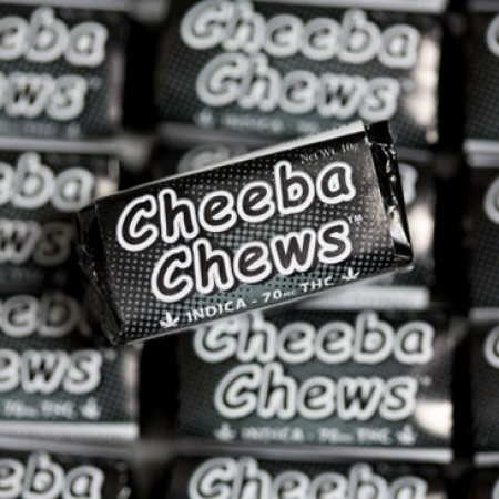 Indica - Candy - Cheeba Chews