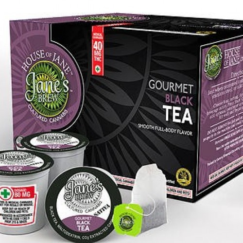 K-Cup - Gourmet Black Tea - Sativa