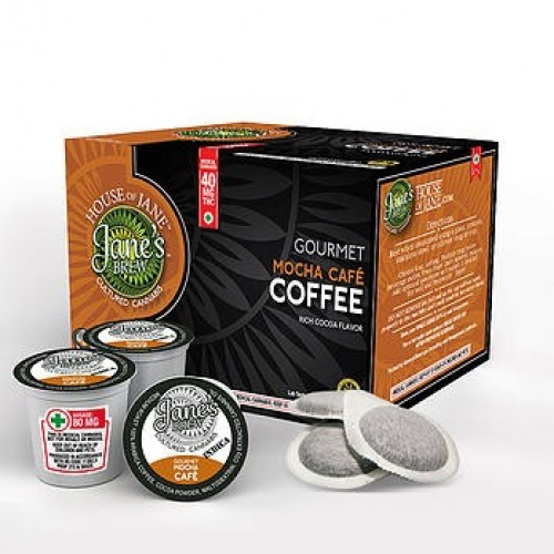 K-Cup - Mocha Cafe' - High CBD