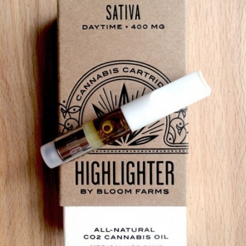 Sativa Daytime Highlighter Vaporizer Cartridge