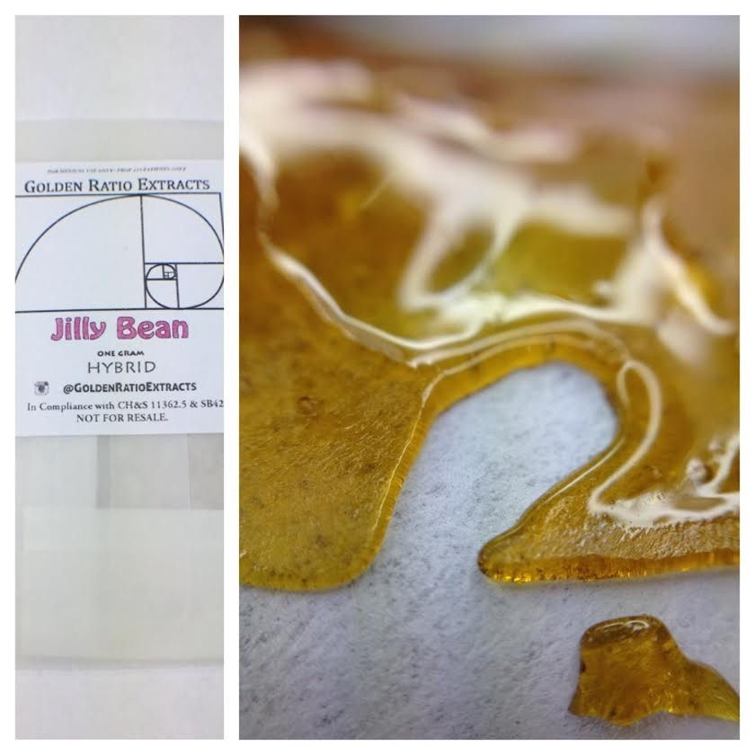 Jilly Bean (Jillybean) Shatter