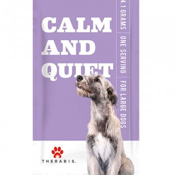 Calm And Quiet - Large Dogs (5 Pack) - Animal Care - Therabis