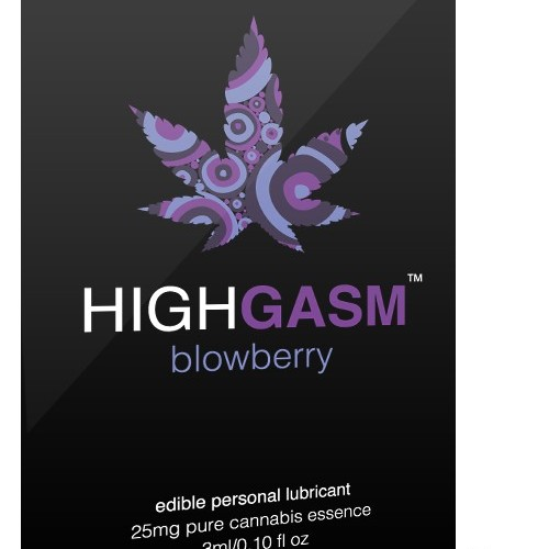 HighGasm - Blowberry Logo