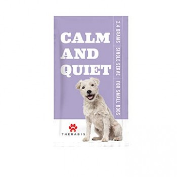 Calm And Quiet - Small Dogs (5 Pack) - Animal Care - Therabis