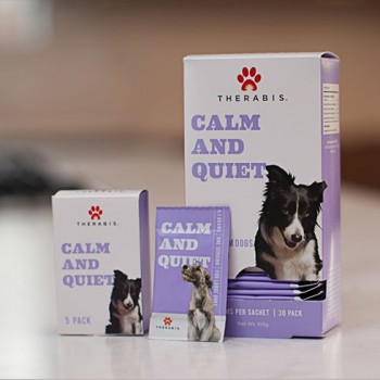 Calm And Quiet - Medium Dogs (5 Pack) - Animal Care - Therabis
