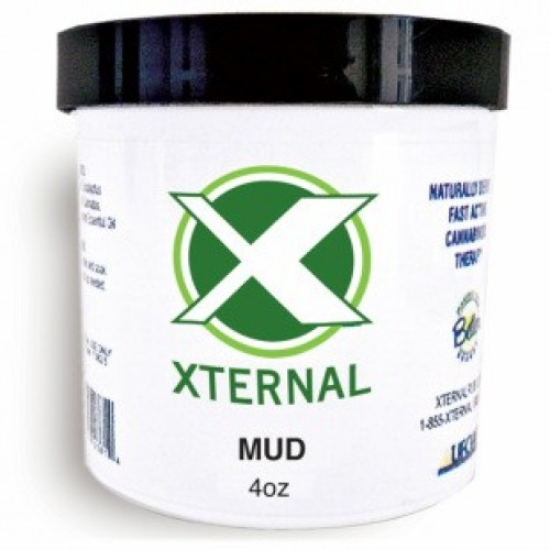 Xternal Mud - 4 oz